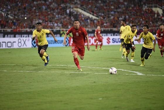 Khoảnh khắc chiến thắng trong trận Việt Nam – Malaysia ảnh 9