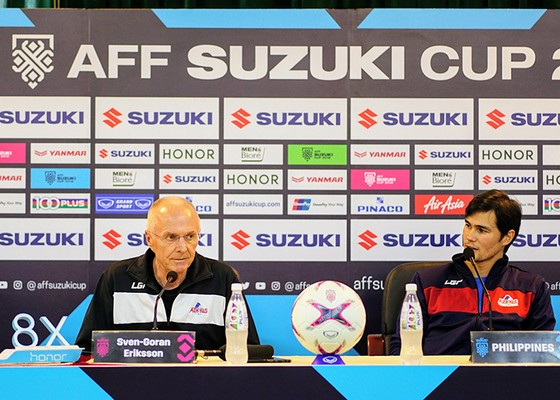 Họp báo trước Bán kết lượt về AFF Cup: Thầy Park tự tin về cơ hội đi tiếp ảnh 2
