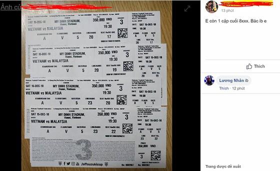 Loạn giá vé trước trận chung kết lượt về AFF Cup 2018 ảnh 3