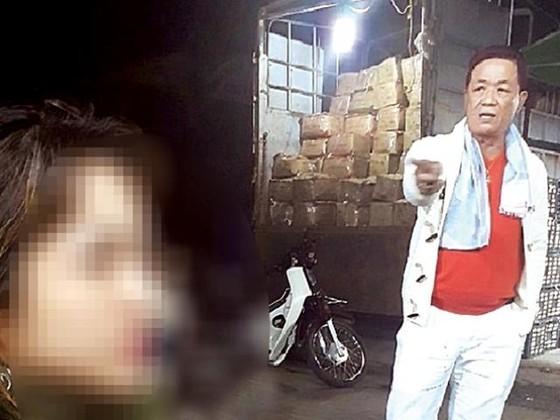 Khởi tố, bắt giam Hưng kính - đối tượng cầm đầu bảo kê chợ Long Biên ảnh 1