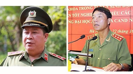 2 cựu tướng Bộ Công an bị truy tố ảnh 1