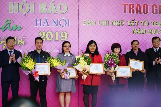 Hà Nội: Khai mạc Hội báo xuân Kỷ Hợi 2019 ảnh 4