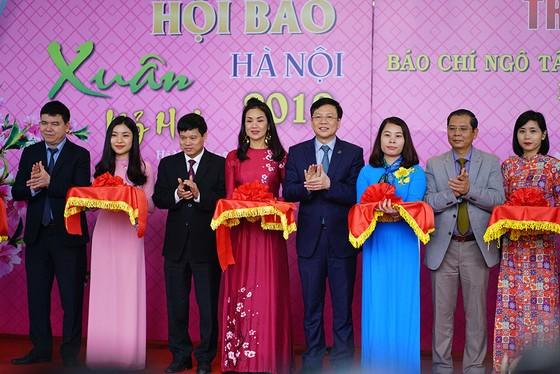 Hà Nội: Khai mạc Hội báo xuân Kỷ Hợi 2019 ảnh 1