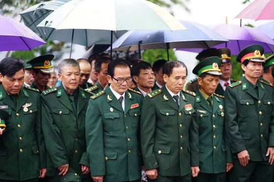 Tri ân các liệt sĩ tại di tích Đồn biên phòng 209 - Pò Hèn ảnh 5