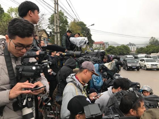 Ông Kim Jong-un đã đến ga Đồng Đăng ảnh 16