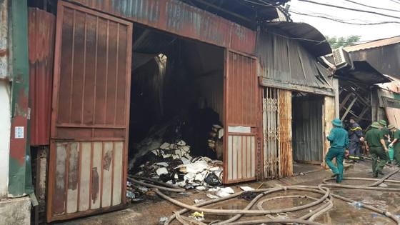 Công an thông tin chính thức về vụ cháy nhà xưởng khiến 8 nạn nhân tử vong ảnh 1