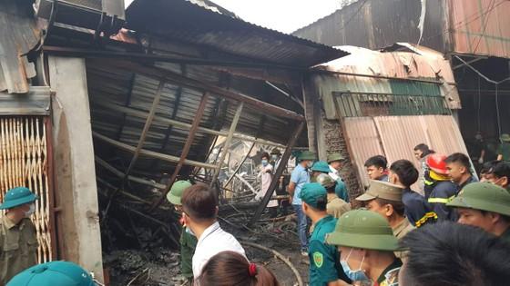 Công an thông tin chính thức về vụ cháy nhà xưởng khiến 8 nạn nhân tử vong ảnh 2
