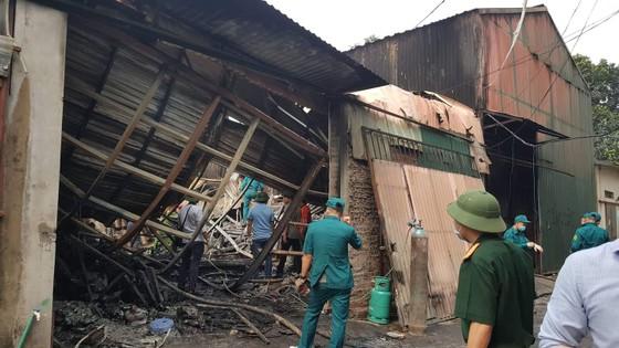 Công an thông tin chính thức về vụ cháy nhà xưởng khiến 8 nạn nhân tử vong ảnh 3