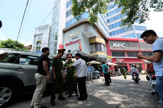 Khởi tố, khám xét nơi ở và nơi làm việc của luật sư Trần Vũ Hải ảnh 7