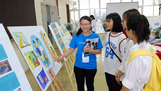 Tọa đàm Công ước về quyền trẻ em và tư pháp người chưa thành niên ở Việt Nam ảnh 2