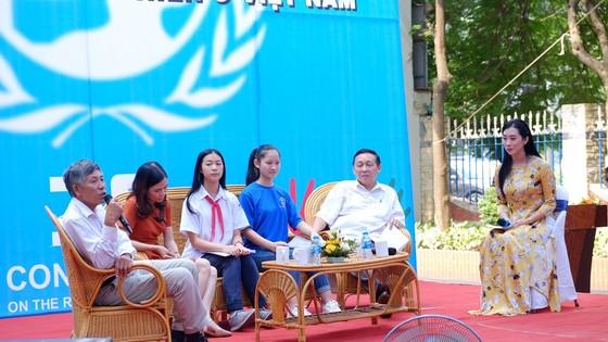 Tọa đàm Công ước về quyền trẻ em và tư pháp người chưa thành niên ở Việt Nam ảnh 1