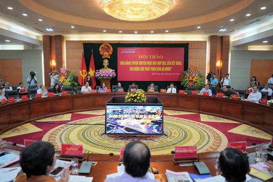 Báo Đảng tuyên truyền, phát huy hợp tác liên kết vùng, tạo động lực phát triển của cả nước ảnh 1