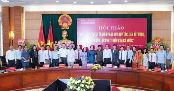 Báo Đảng tuyên truyền, phát huy hợp tác liên kết vùng, tạo động lực phát triển của cả nước ảnh 2