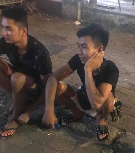 Công an TP Hà Nội công bố hình ảnh 2 nghi phạm giết tài xế Grab 18 tuổi ảnh 1