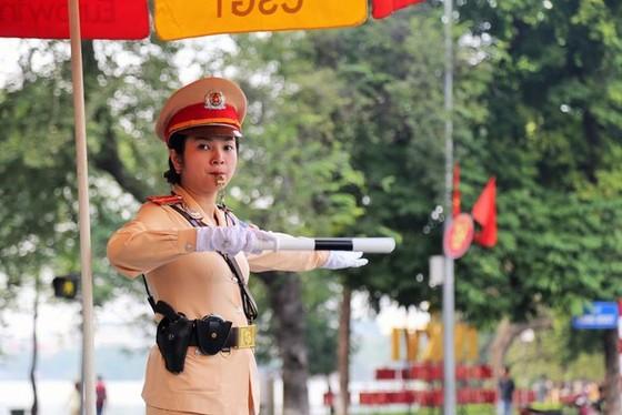 Phân luồng giao thông phục vụ trận Việt Nam - Malaysia ảnh 1