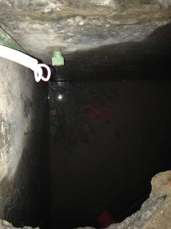 Công an Hà Nội thông tin vụ nam thanh niên chết vì thau bể nước ảnh 2