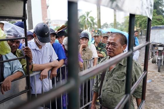 Thương binh, vé chợ đen, Việt Nam Thái Lan, vòng loại World Cup 2022, Mỹ Đình.  ảnh 7