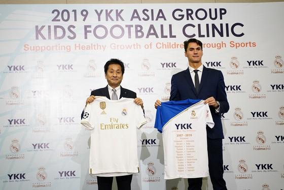 Real Madrid, trẻ em kém may mắn, khóa học bóng đá, Đông Nam Á, Châu Á ảnh 2