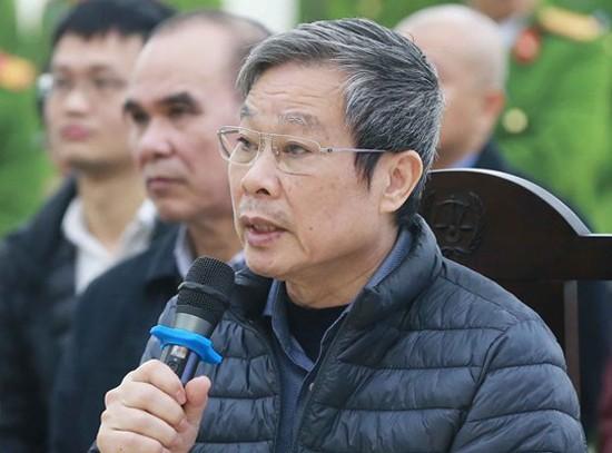 """Ông Nguyễn Bắc Son xin gặp vợ con để khắc phục hậu quả tội """"Nhận hối lộ"""" ảnh 1"""