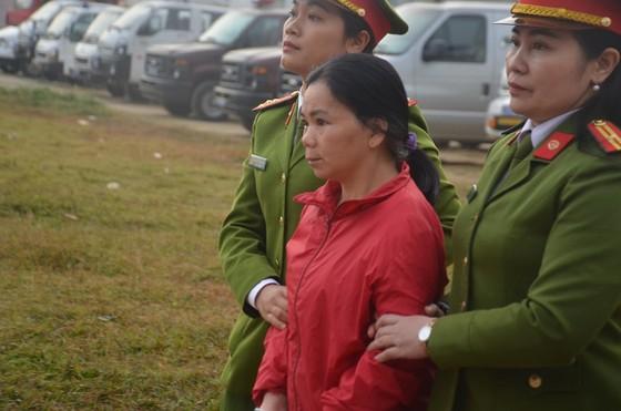 Đang xét xử 9 đối tượng sát hại nữ sinh giao gà ở Điện Biên ảnh 5