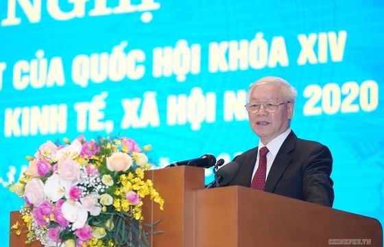 Tổng Bí thư, Chủ tịch nước: Tránh biểu hiện 'hoàng hôn nhiệm kỳ' trước mỗi kỳ đại hội ảnh 1