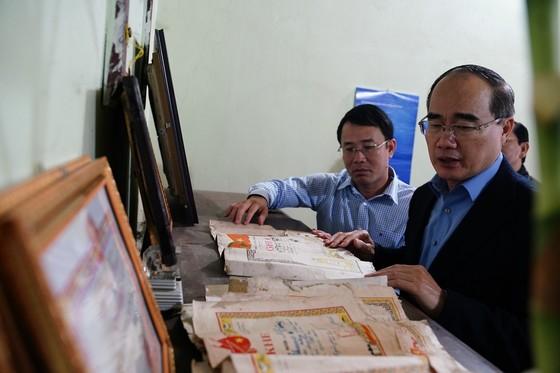 Đồng chí Nguyễn Thiện Nhân thăm và tặng quà tại tỉnh Bắc Kạn nhân dịp Xuân Canh Tý ảnh 6