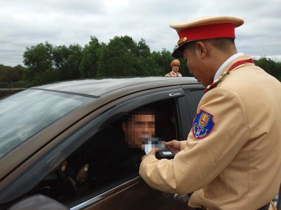 Các tài xế đã ý thức về vi phạm nồng độ cồn ảnh 1