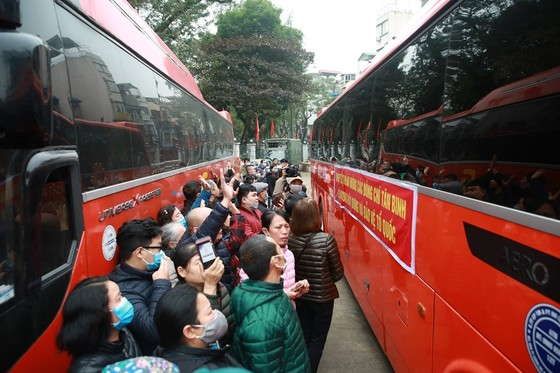 Hơn 3.000 thanh niên Thủ đô lên đường nhập ngũ ảnh 11