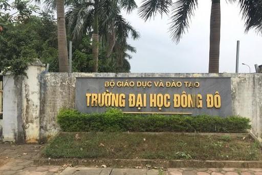 Bộ Công an kêu gọi nạn nhân vụ cấp bằng chui ở Đại học Đông Đô cung cấp thông tin ảnh 1
