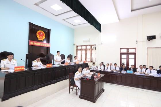 Xét xử cựu Đô đốc, Tư lệnh Quân chủng Hải quân Nguyễn Văn Hiến  ảnh 1