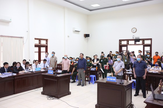 Ông Nguyễn Văn Hiến nói bị nhiều bệnh từ khi nghỉ hưu ảnh 1