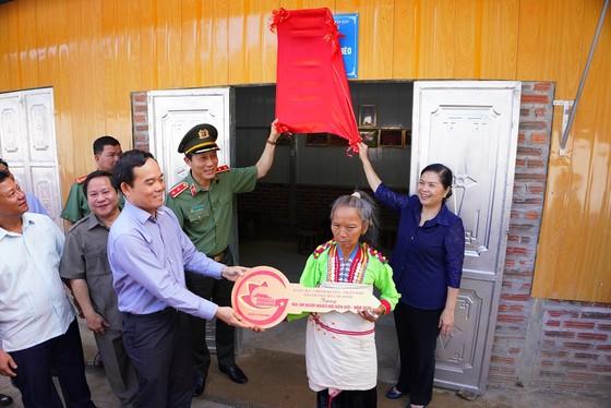 TPHCM hỗ trợ 50 tỷ đồng xây nhà tặng người nghèo tỉnh Lai Châu ảnh 10
