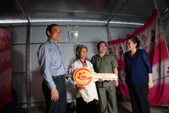 TPHCM hỗ trợ 50 tỷ đồng xây nhà tặng người nghèo tỉnh Lai Châu ảnh 12
