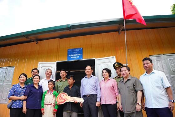 TPHCM hỗ trợ 50 tỷ đồng xây nhà tặng người nghèo tỉnh Lai Châu ảnh 13