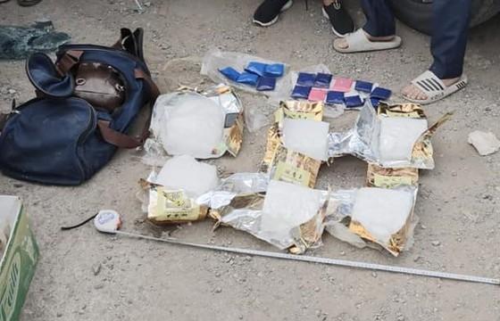 Triệt phá nhóm buôn bán ma túy xuyên tỉnh đang trên đường đi tiêu thụ ảnh 2