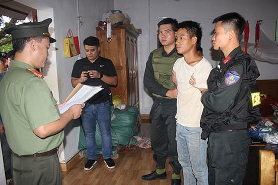 Khởi tố, bắt tạm giam 4 đối tượng chống Nhà nước CHXHCN Việt Nam ảnh 1