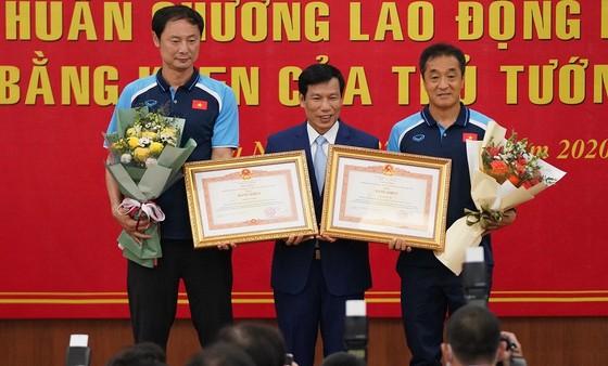 HLV Park Hang seo đang lên nhiều ý tưởng cho bóng đá Việt Nam ảnh 5