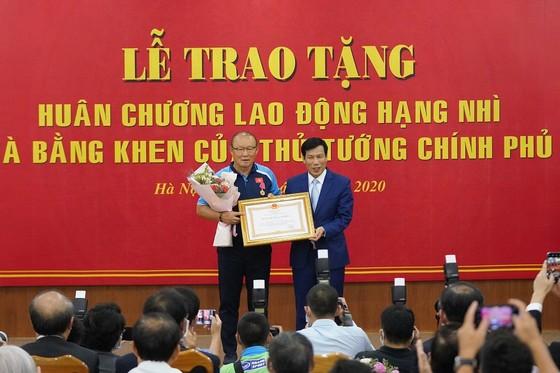 HLV Park Hang seo đang lên nhiều ý tưởng cho bóng đá Việt Nam ảnh 3