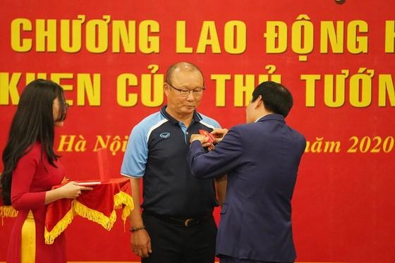 HLV Park Hang seo đang lên nhiều ý tưởng cho bóng đá Việt Nam ảnh 1