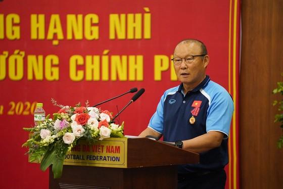 HLV Park Hang seo đang lên nhiều ý tưởng cho bóng đá Việt Nam ảnh 4