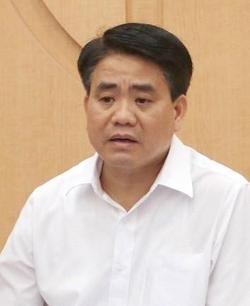 Khởi tố, bắt giam Chủ tịch UBND TP Hà Nội Nguyễn Đức Chung ảnh 1
