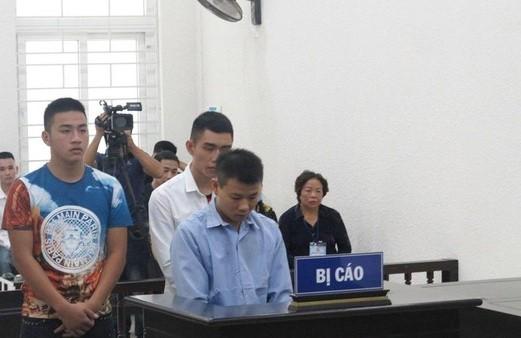 Đối tượng cướp ngân hàng ở Sóc Sơn lĩnh 23 năm tù ảnh 1