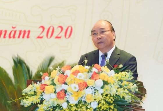 Thủ tướng Nguyễn Xuân Phúc dự Đại hội đại biểu Đảng bộ Công an Trung ương lần thứ VII ảnh 4
