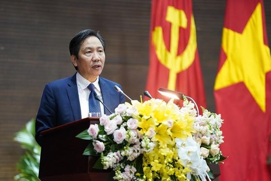 Bộ Nội vụ tổ chức Hội nghị trực tuyến toàn quốc triển khai luật pháp ảnh 5