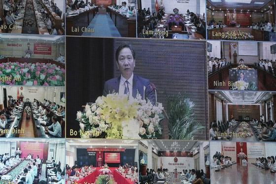 Bộ Nội vụ tổ chức Hội nghị trực tuyến toàn quốc triển khai luật pháp ảnh 4