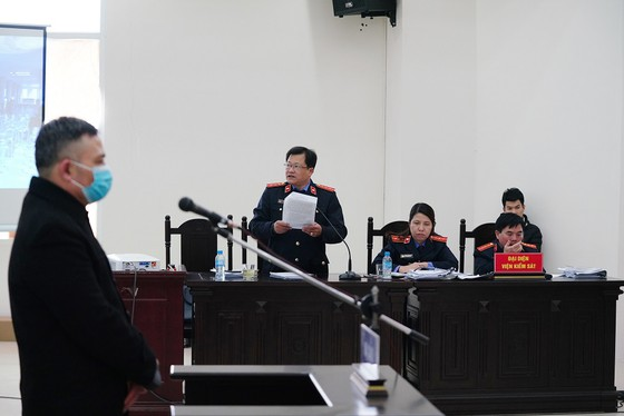 Đề nghị tù chung thân đối với Lê Xuân Giang, chủ mưu lừa đảo hơn 68.000 người ảnh 2