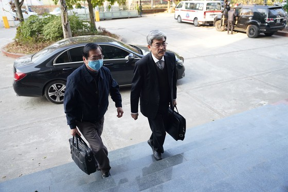 Hoãn phiên xét xử cựu Bộ trưởng Vũ Huy Hoàng lần 2 ảnh 1