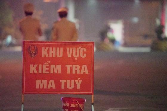 Từ 0 giờ ngày 15-3, Cảnh sát giao thông tổng kiểm tra nồng độ cồn, ma túy ảnh 8