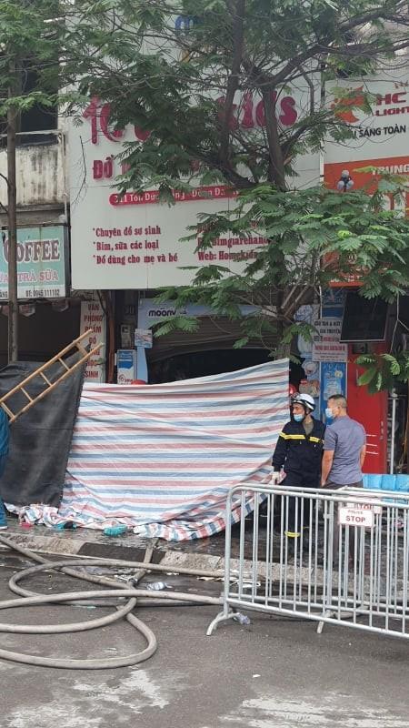 Cháy cửa hàng đồ dùng mẹ và bé, 4 người thiệt mạng ảnh 6
