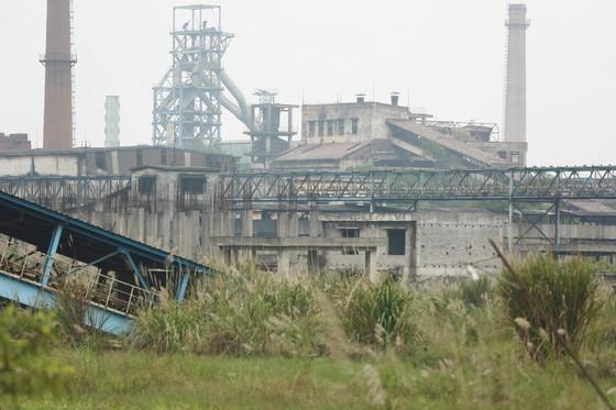 Nhà thầu Trung Quốc tiếp tục thực hiện dự án Gang thép Thái Nguyên? ảnh 1